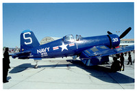 10a1 F4U Corsair starboard side