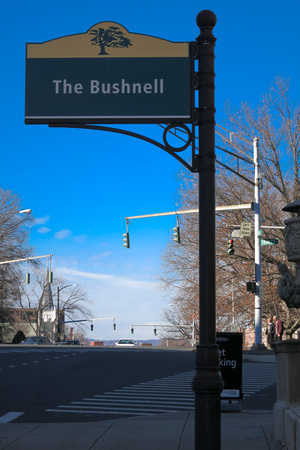 The Bushnell Sign