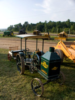 Mini Rumley Oil Pull Tractor