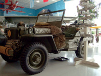Jeep at Air Museum