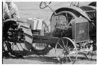 06 early ford tractor