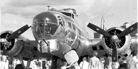 1091.27a B-17G nose gun turret engines