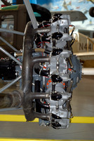Nine Cylinder Radial Engine
