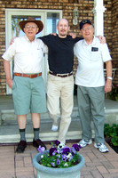Duane, Craig, And Gene: Front Steps
