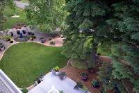 Backyard From The Roof